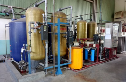 HCMI water treatment
