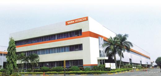タタ日立社のダルワッド工場
