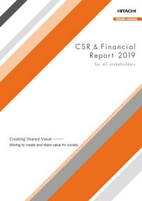 CSR & Financial Report 2019