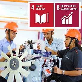 Human Resource Development in Local Communities